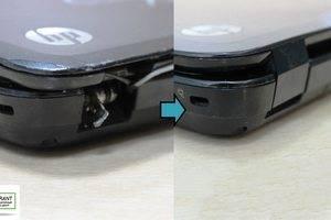 Пример работы ремонт ноутбука