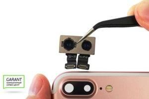 Снимаем камеры iPhone 7